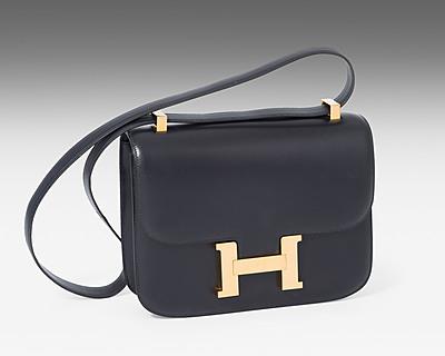 """Schuler Auktionen AG - Hermès, Tasche """"Constance"""" 23 cm"""