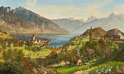 Schuler Auktionen AG - Compton, Edward Theodore