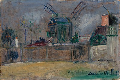 Schuler Auktionen AG - Utrillo, Maurice