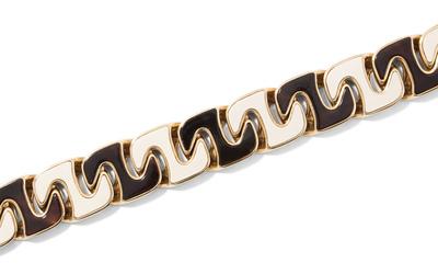 Schuler Auktionen AG - Cartier Elfenbein-Schildpatt-Bracelet