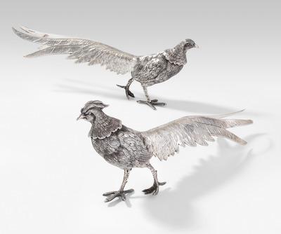 Schuler Auktionen AG - 1 Paar Tierfiguren