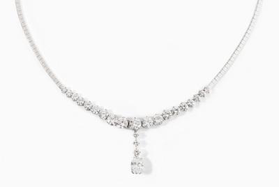 Schuler Auktionen AG - Diamant-Collier