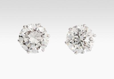 Schuler Auktionen AG - Diamant-Ohrstecker
