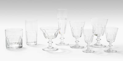 "Schuler Auktionen AG - Saint-Louis, Gläserservice ""Caton"""