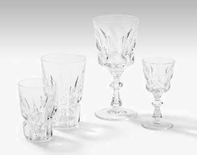 Schuler Auktionen AG - Peill & Putzler, Gläserserviceteile