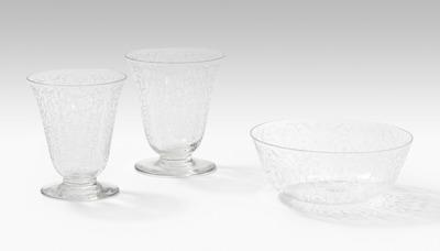 Schuler Auktionen AG - Baccarat, Gläserserviceteile
