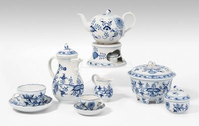 Schuler Auktionen AG - Meissen, Kaffee/Teeservice
