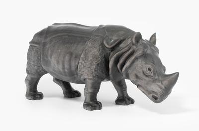 Schuler Auktionen AG - Tierfigur: Nashorn