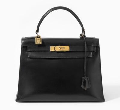 """Schuler Auktionen AG - Hermès, Handtasche """"Kelly sellier"""" 28"""