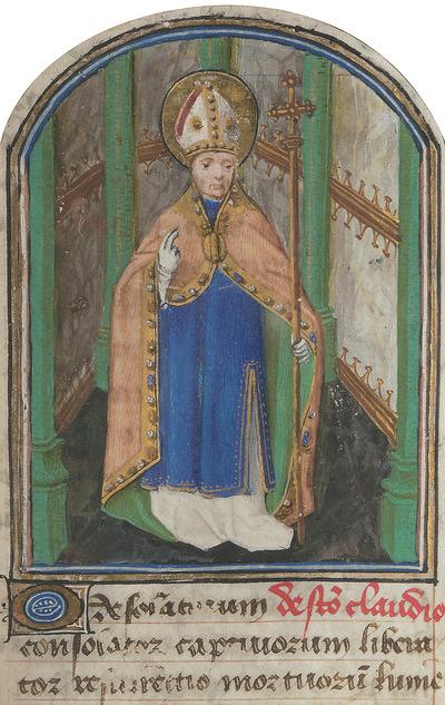 Schuler Auktionen AG - Buchmalerei, Burgund um 1470