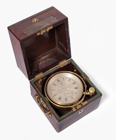 Schuler Auktionen AG - Schiffschronometer