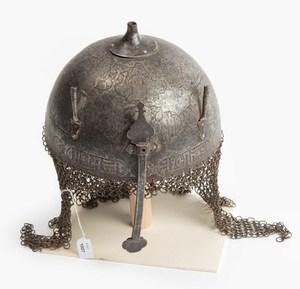 Schuler Auktionen AG - Helm, Kulah-khud